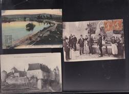 03 ALLIER , VICHY  , Lot De 3 Cartes, - Vichy