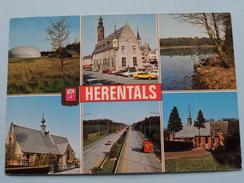 Groeten Uit Herentals ( JvdB ) Anno 19?? ( Zie/voir Foto Voor Details ) ! - Herentals
