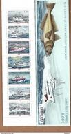 TAAF CARNET C754  NEUFS** TRES BEAUX SCAN RECTO VERSO - Französische Süd- Und Antarktisgebiete (TAAF)