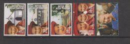 Yvert 118 / 122 ** Neuf Sans Charnière MNH Reine Elizabeth II - British Indian Ocean Territory (BIOT)