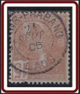 Indochine Province Du Laos - Luang-Prabang Sur N° 29 (YT) N° 29 (AM). Oblitération. - Gebraucht