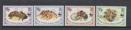 Yvert 131 / 134 ** Neuf Sans Charnière MNH Crabe WWF - British Indian Ocean Territory (BIOT)