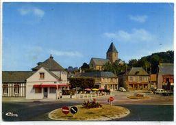 76 FONTAINE-LE-DUN ++ Place Du Marché ++ - Fontaine Le Dun