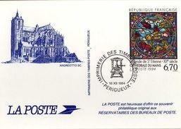 Frankreich/France, 1994, Ganzsache Mit SST [111217KIV] - Francia