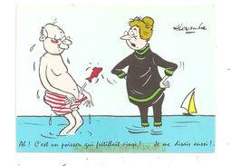 Illustrateur Alexandre -C'est Un Poisson--(C.2380) - Alexandre