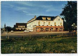 "76 FRANQUEVILLE-ST-PIERRE ++ ""LE VERT BOCAGE"" Bar-Hôtel-Restaurant ++ - Francia"