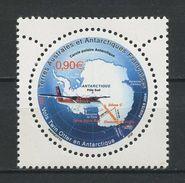 TAAF 2004  N° 389 ** Neuf MNH Superbe Cote 3,60 € Avions Planes Transports Carte Vols Twin Otter - Franse Zuidelijke En Antarctische Gebieden (TAAF)