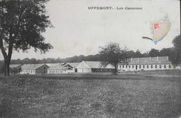 CPA - FRANCE - Offemont Est Situé Dans Le Dép. Du Territoire De Belfort - Les Casernes - Daté 1913 - BE - Offemont