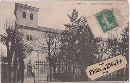 77 Meaux - Cpa / Eglise Saint-Nicolas. - Meaux