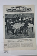 WWII The Illustrated London News, October 14, 1944 - The Fall Of Calais, Mr. Gandhi And Mr. Jinnah - Histoire