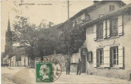57. AMANVILLERS.  LA GRANDE RUE - France