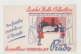 BUVARD CHOCOLAT PRADO - Cocoa & Chocolat