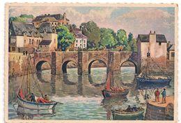 Cpm 56 Auray Vieux Pont - Auray