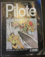 Magazine Pilote N°652, 14e Année - Asterix Le Devin - Pilote