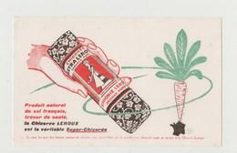 BUVARD Chicorée LEROUX - Coffee & Tea