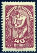 Oostenrijk 1919, Austria, Autriche, Osterreich, SG 350, YT 200, Mi 269, MNH - 1918-1945 1ste Republiek