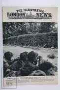 WWII The Illustrated London News, October 7, 1944 - Airborne Heroes Of Arnhem, Bomb Alley - Histoire