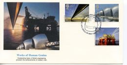 GREAT BRITAIN  -  1983 Engineering Achievements   FDC1652 - FDC