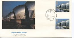 GREAT BRITAIN  -  1983 Engineering Achievements   FDC1653 - FDC