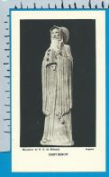 Holycard    Belgica Sacra    St.  Benoit   Loppem - Devotieprenten