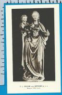 Holycard    Belgica Sacra    O.L.V.   V.    Betekom - Images Religieuses