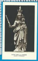 Holycard    Belgica Sacra    N.D.   Barbeçon - Devotion Images