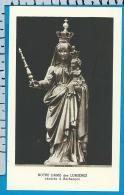 Holycard    Belgica Sacra    N.D.   Barbeçon - Devotieprenten
