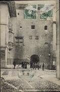 Cp Oviedo Asturien Spanien, Casa De Los Marqueses De Santa Cruz De Marcenado - Asturias (Oviedo)