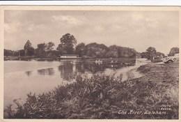LALEHAM - THE RIVER - Surrey
