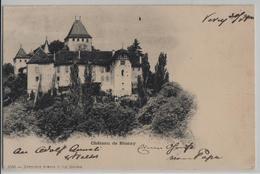 Chateau De Blonay - Photo: Charnaux Freres No. 1566 - VD Vaud