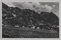 Vaduz - Generalansicht - Liechtenstein