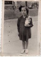 A Girl With A Doll.Macedonia.small Photo - Anonyme Personen