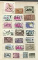 6 . FRANCOBOLLI MISTI NUOVI E USATI - Malesia (1964-...)