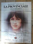 Affiche Cinéma La Provinciale - Nathalie Baye - Landi - 120 X 160 - Posters