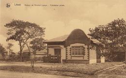 Carte Postale Likasi Avenue Du Général Leman Habitation Privée Congo - Congo Belga - Altri