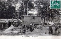 D99 - Forêt De Sénart : Les Bûcherons - Sénart