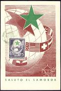 CROATIA - YUGOSLAVIA - ESPERANTO KONGRES  SAMOBOR - 1953 - RARE - Esperanto