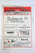WWII The Illustrated London News, August 11, 1945 - Sir Harold Alexander, Acute Food Shortage In Berlin - Historia