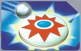 IT.- SCHEDA TELEFONICA. TELECOM ITALIA LIRE 10.000. FLIPPER CARD 1.  2 Scans - Italië