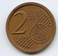 """Monnaies Scolaires """" 2 Cents EUROS""""  Allemagne - Fictifs & Spécimens"""