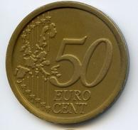 """Monnaies Scolaires """" 50 Cents EUROS""""  Allemagne - Fictifs & Spécimens"""