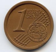 """Monnaies Scolaires """" 1 Cent EUROS""""  Allemagne - Specimen"""
