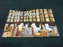 Caffe' Reale Sala Interna Pubblicitaria PALAZZO REALE TORINO - Caffé