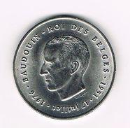 I  BOUDEWIJN  250 FRANK 1976  FR - 10. 250 Franchi
