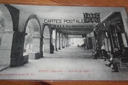 CPA REVEL Haute Garonne Galerie Du Midi  Magasin De Vente De Cartes Postales Tabac Ed Maxens Revel - Marchands Ambulants