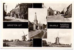 Groeten Uit Baarle - Hertog - Nassau - - Belgique
