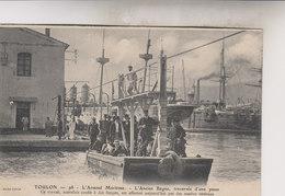 TOULON   L ' ARSENAL  MARITIME - Toulon