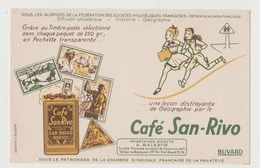 BUVARD Café SAN-RIVO - Coffee & Tea