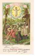 Gemmenich Souvenir De Communion - Devotion Images