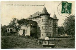76 GRUCHET-LE-VALASSE ++ Moulin St-Marcel ++ - Andere Gemeenten